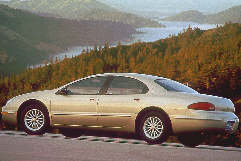 1998 Chrysler Concorde #19