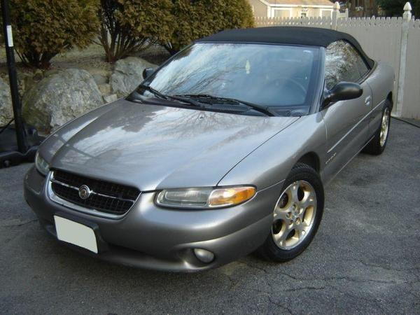1998 Chrysler Sebring #16