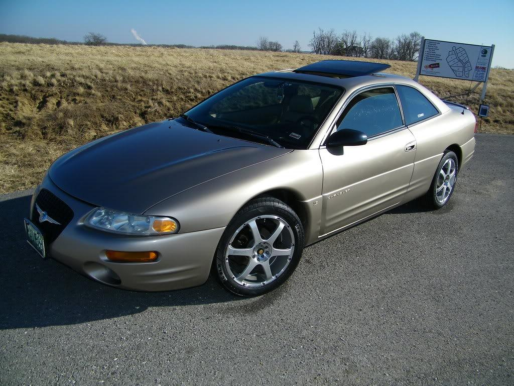 1998 Chrysler Sebring #17