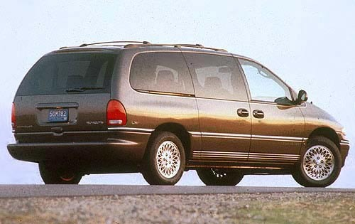 1998 Chrysler Town And Country #18