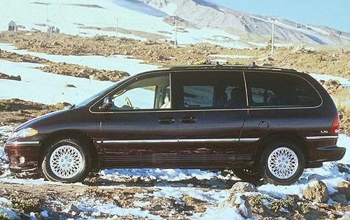 1998 Chrysler Town And Country #21