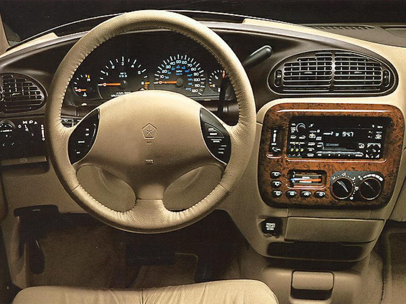 1998 Chrysler Town And Country #20