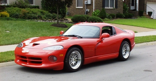 1998 Chrysler Viper #18