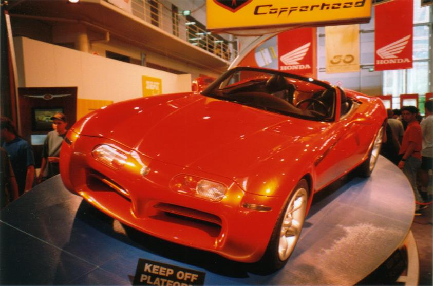 1998 Dodge Copperhead #18