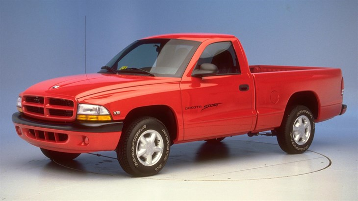 1998 Dodge Dakota #23