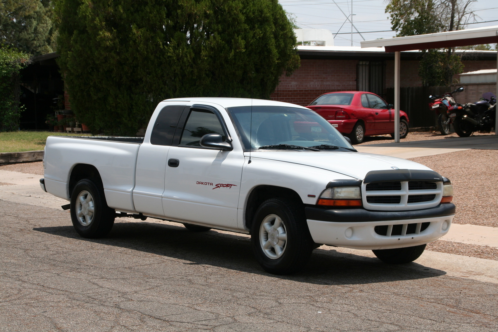 1998 Dodge Dakota #24