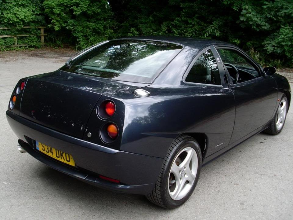 1998 Fiat Coupe #17