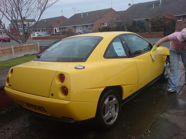 1998 Fiat Coupe #16