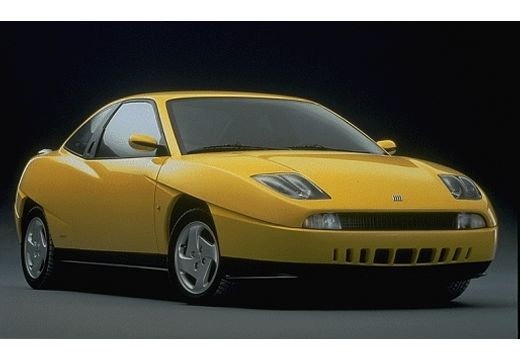 1998 Fiat Coupe #20