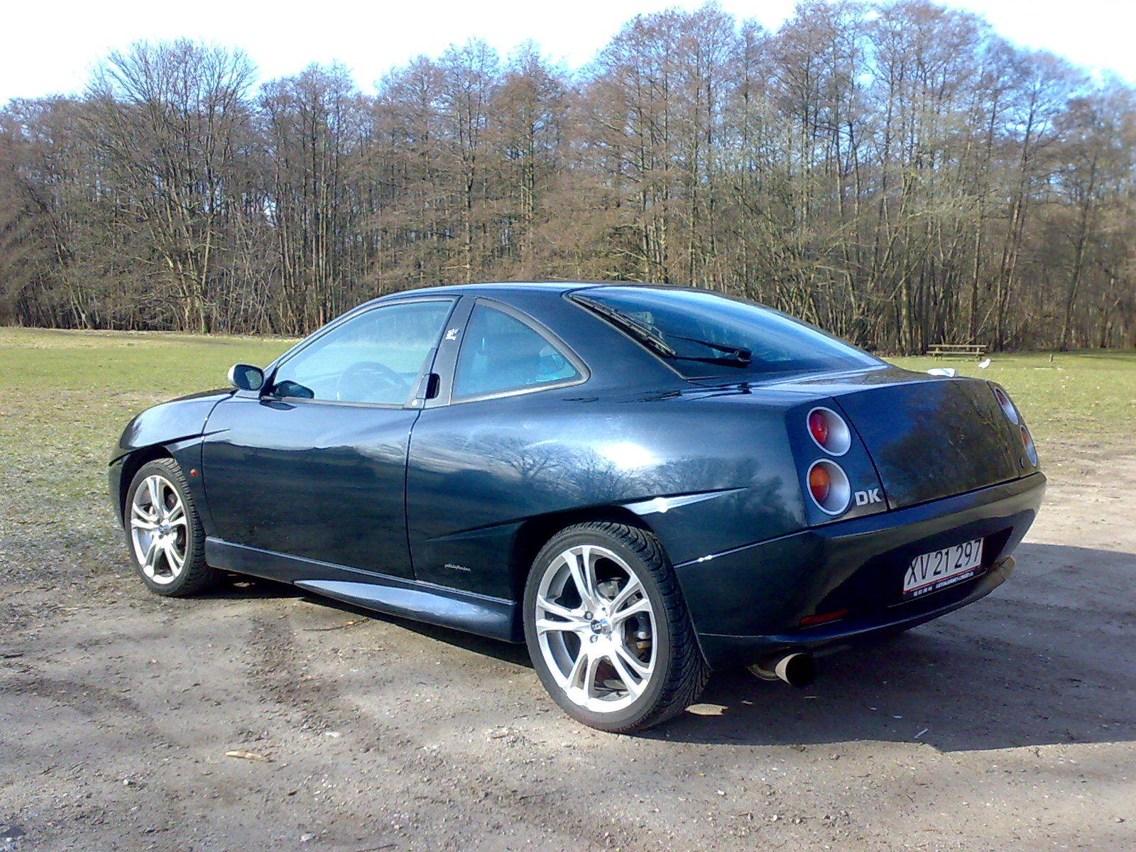 1998 Fiat Coupe #18