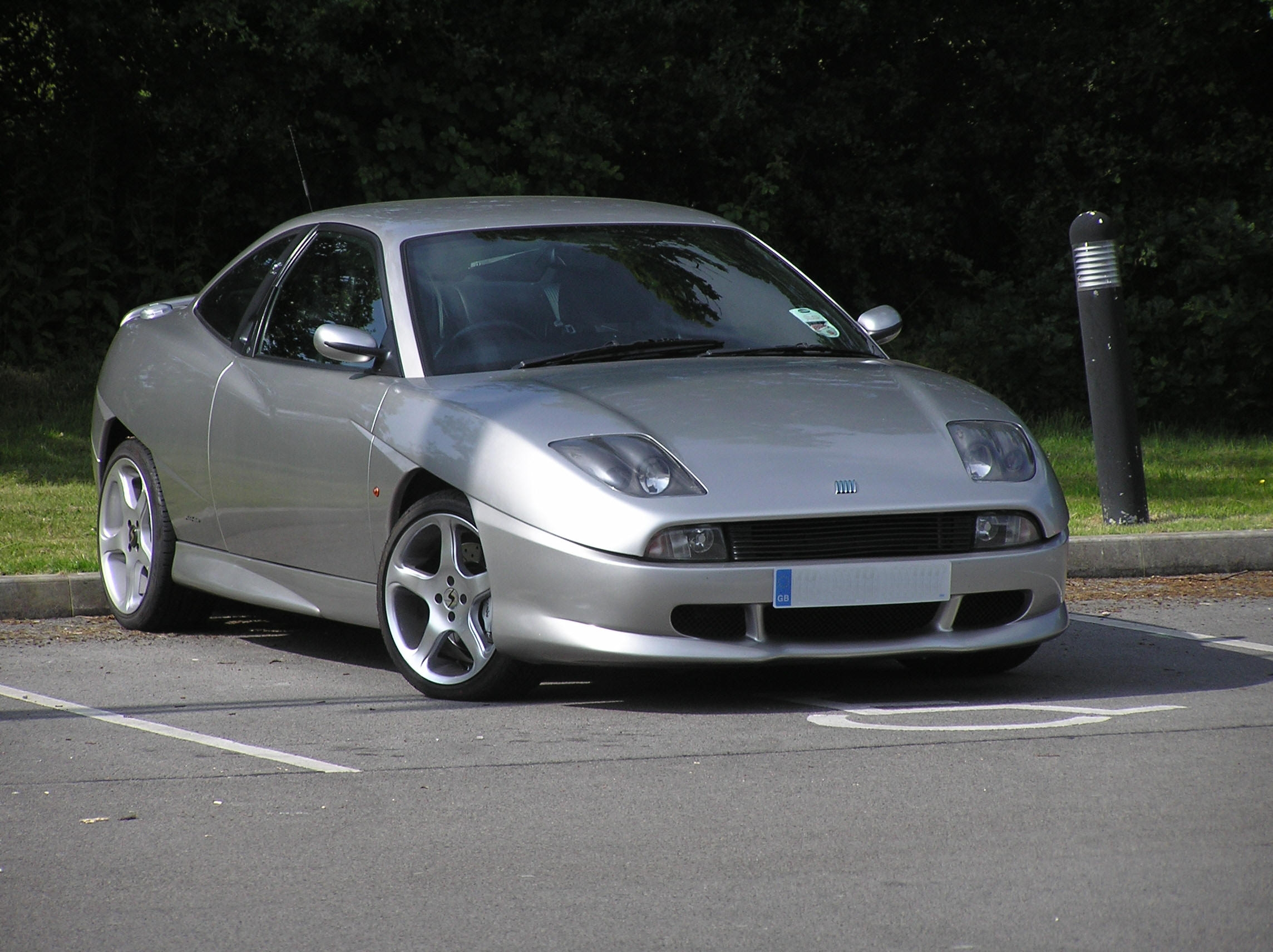 1998 Fiat Coupe #19
