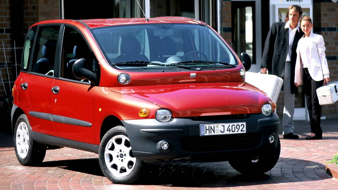 1998 fiat multipla photos informations articles. Black Bedroom Furniture Sets. Home Design Ideas