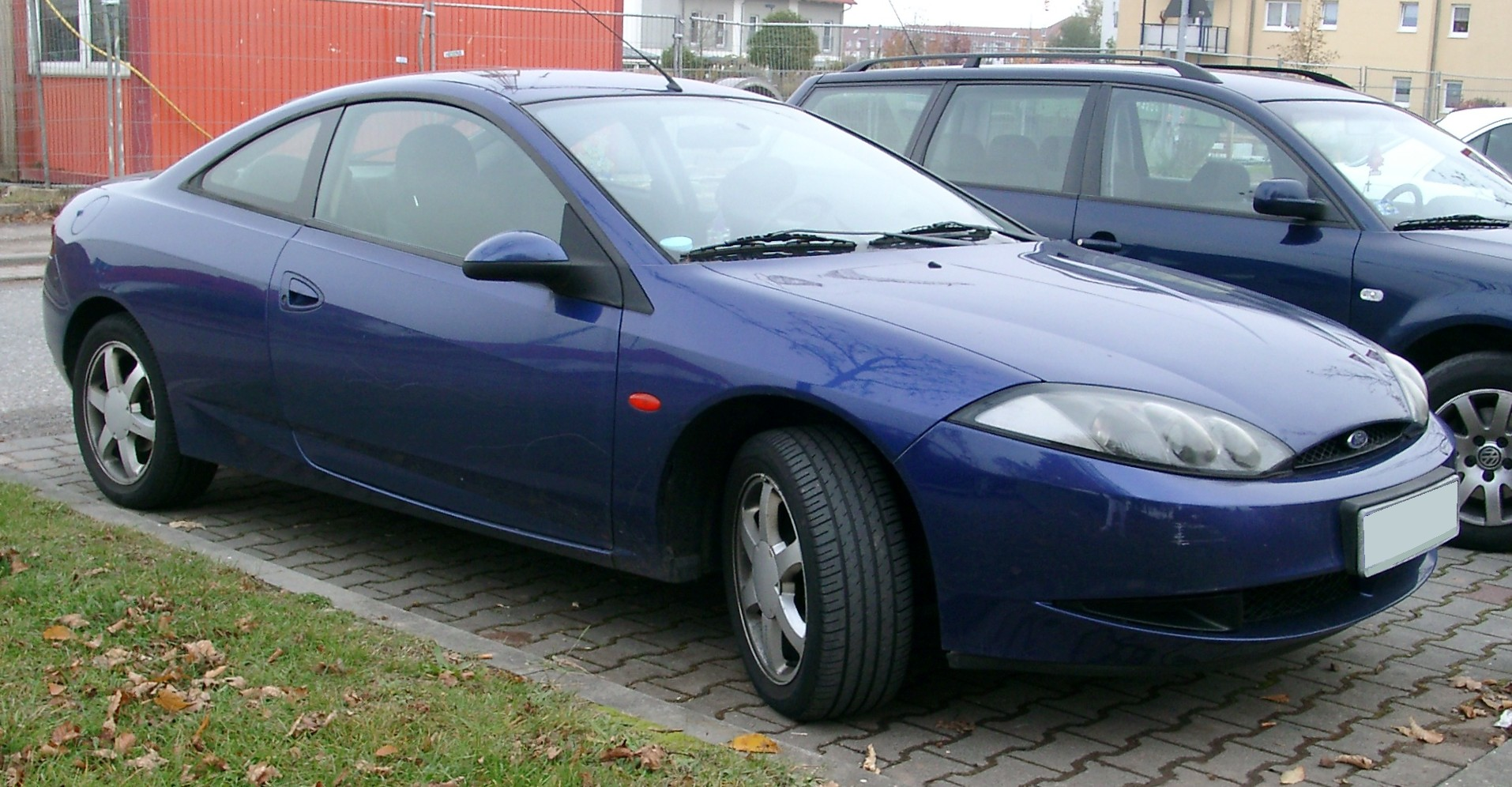 1998 Ford Cougar #19