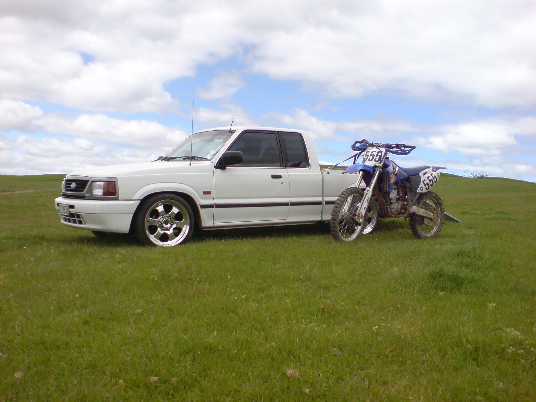 1998 Ford Courier #18