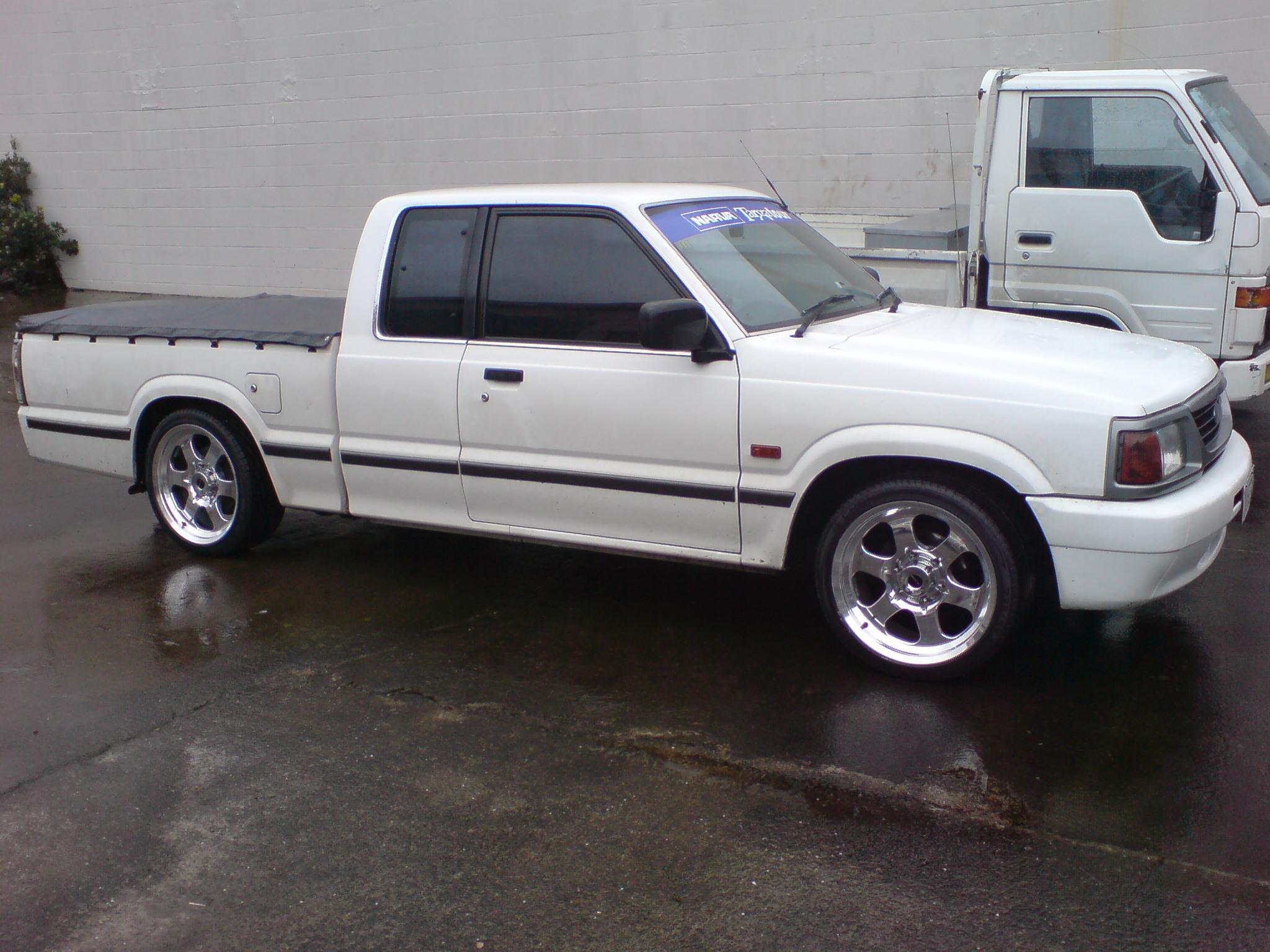 1998 Ford Courier #24