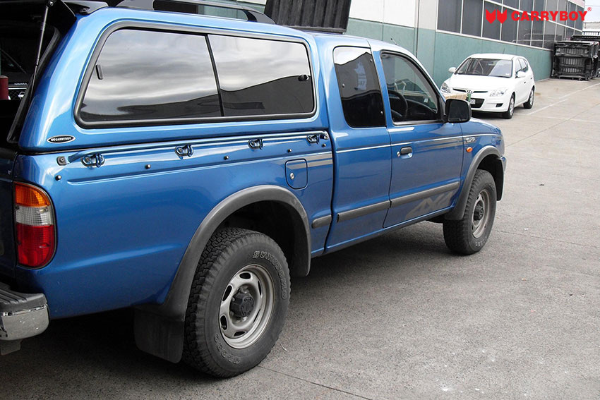1998 Ford Courier #22