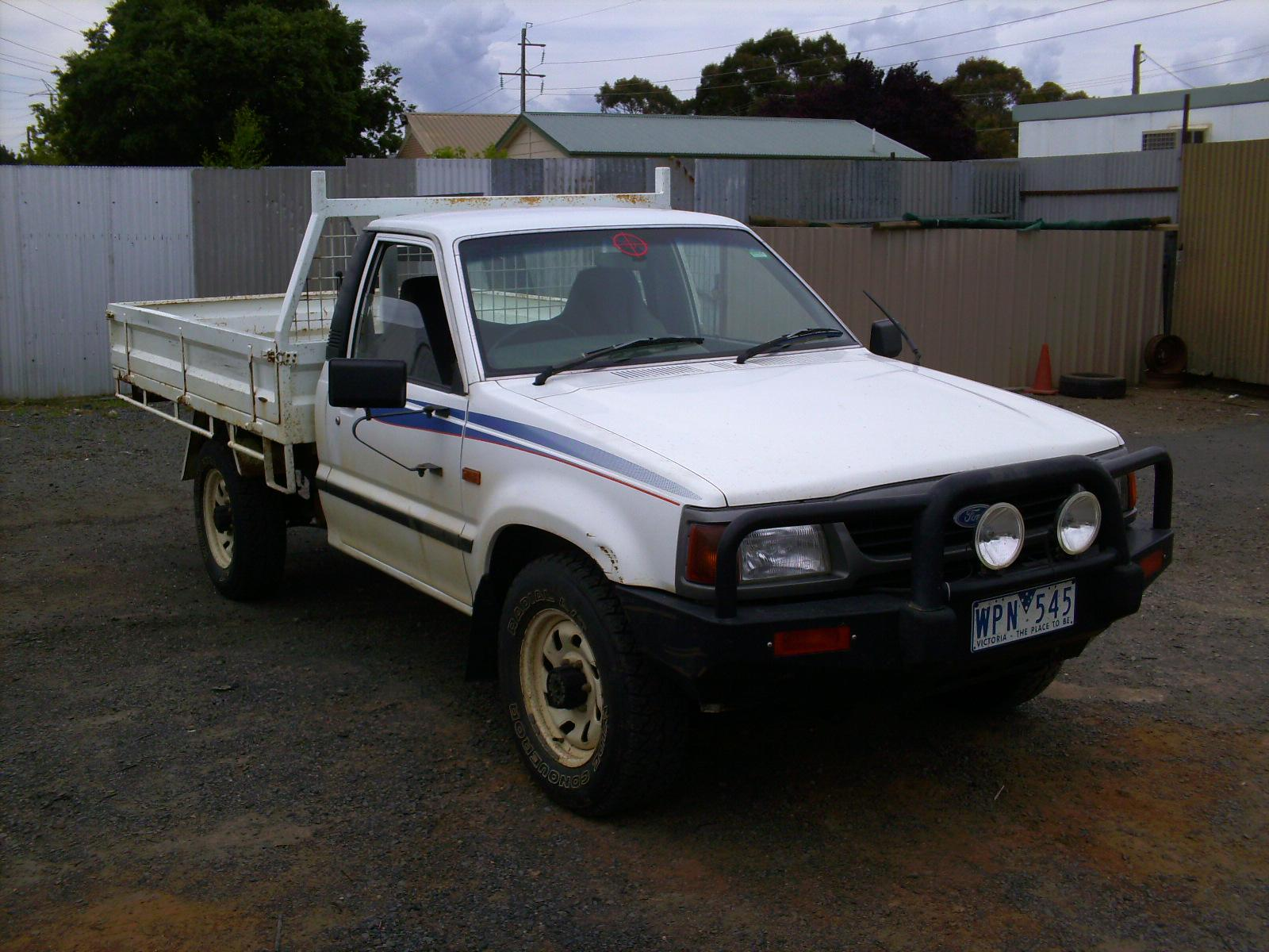 1998 Ford Courier #23