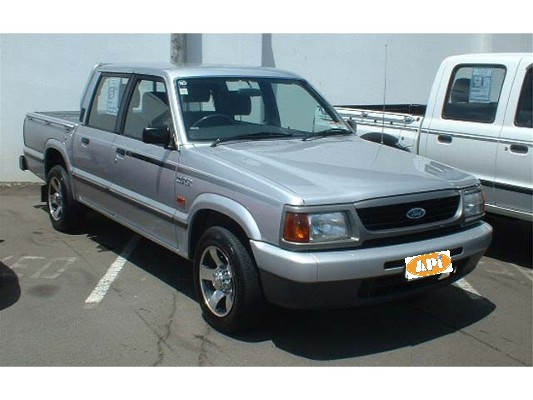 1998 Ford Courier #20