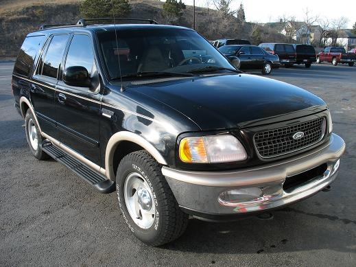 1998 Ford Expedition #16