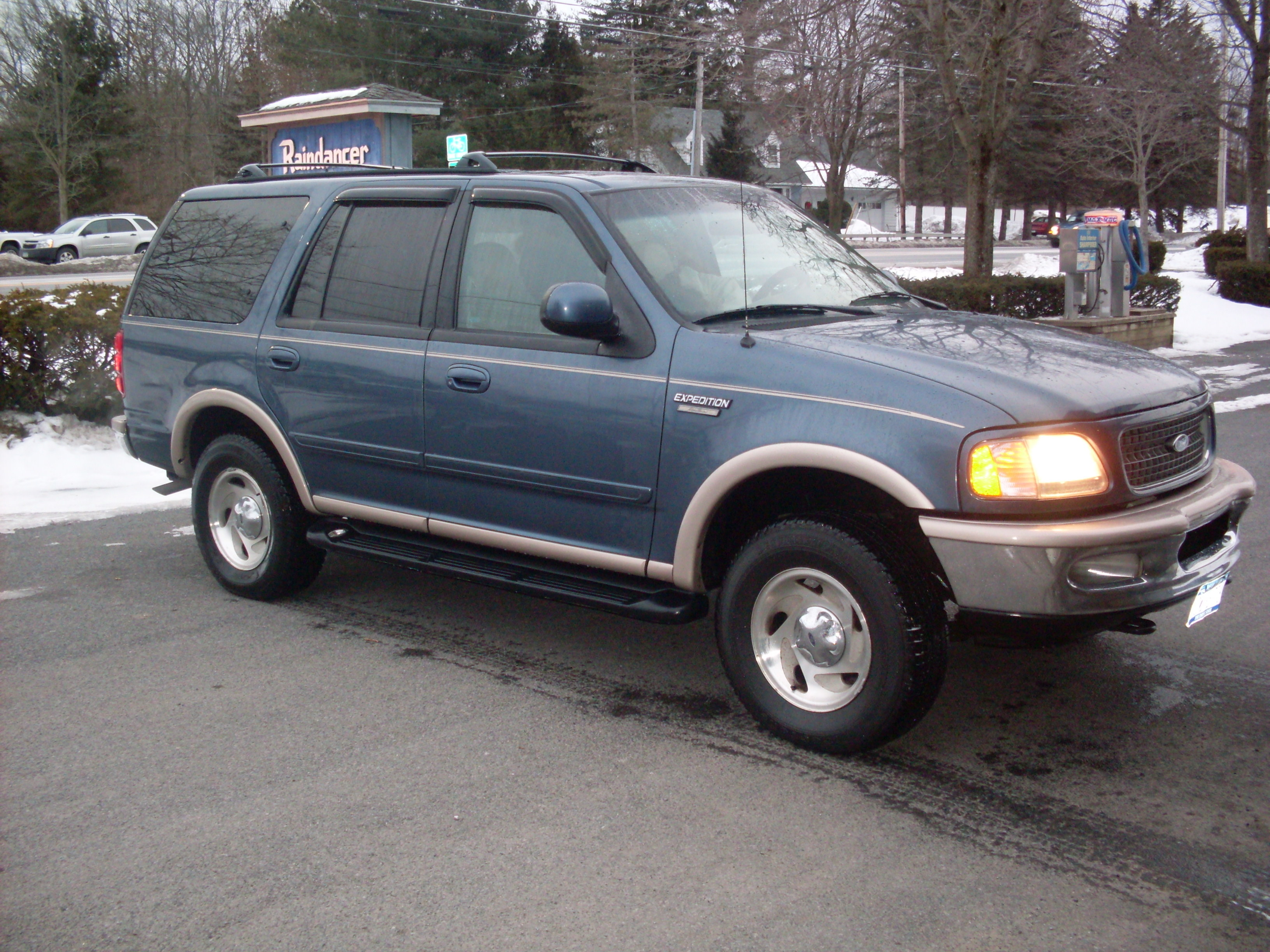 1998 Ford Expedition #18