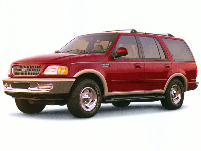 1998 Ford Expedition #17