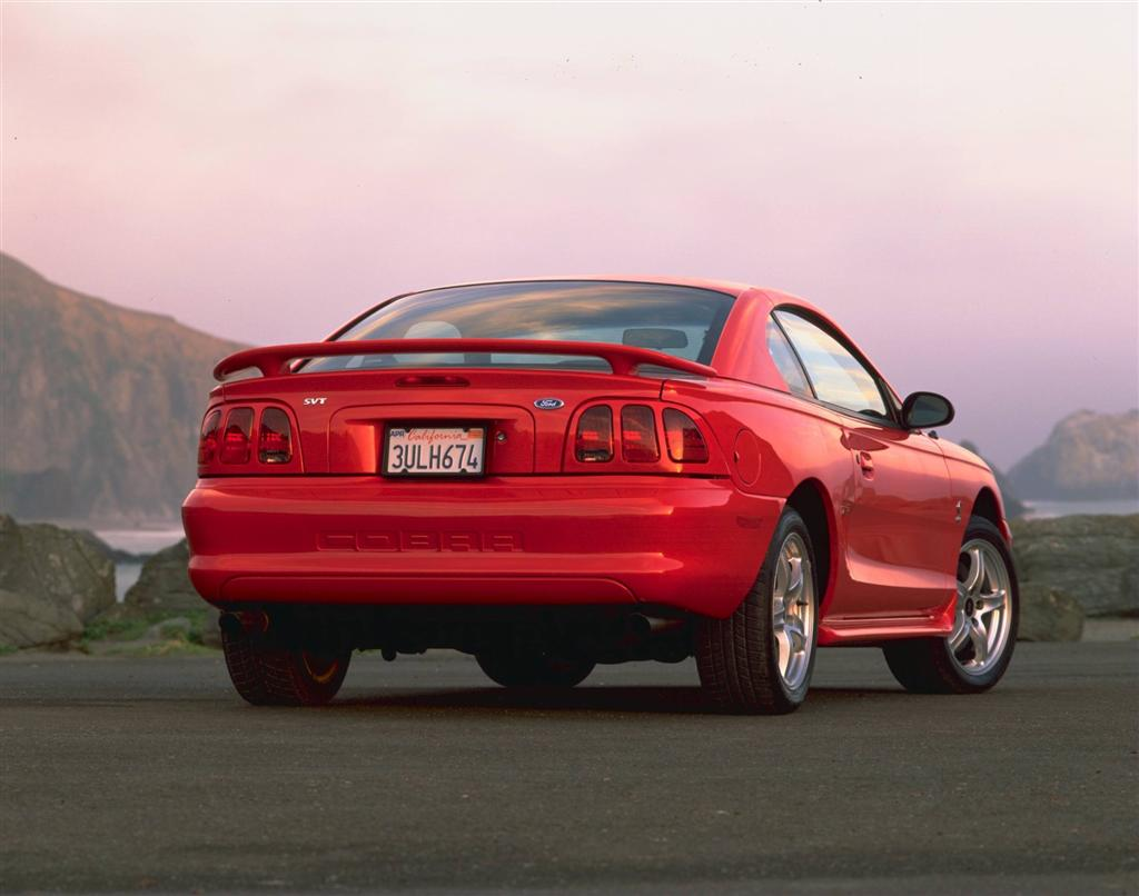 1998 Ford Mustang #23