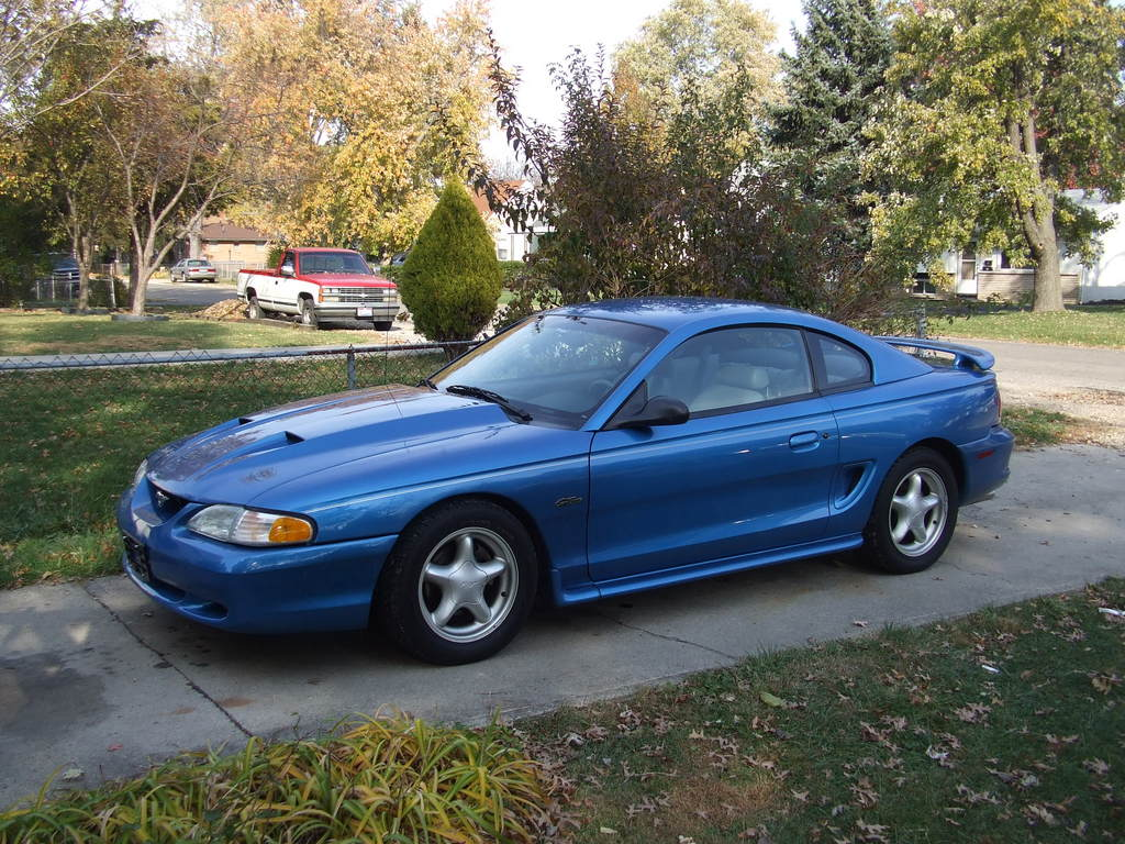 1998 Ford Mustang #17