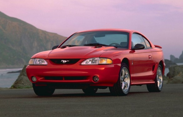 1998 Ford Mustang #19