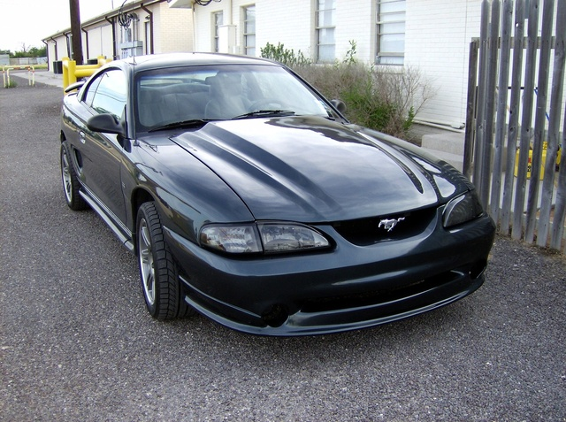 1998 Ford Mustang #20