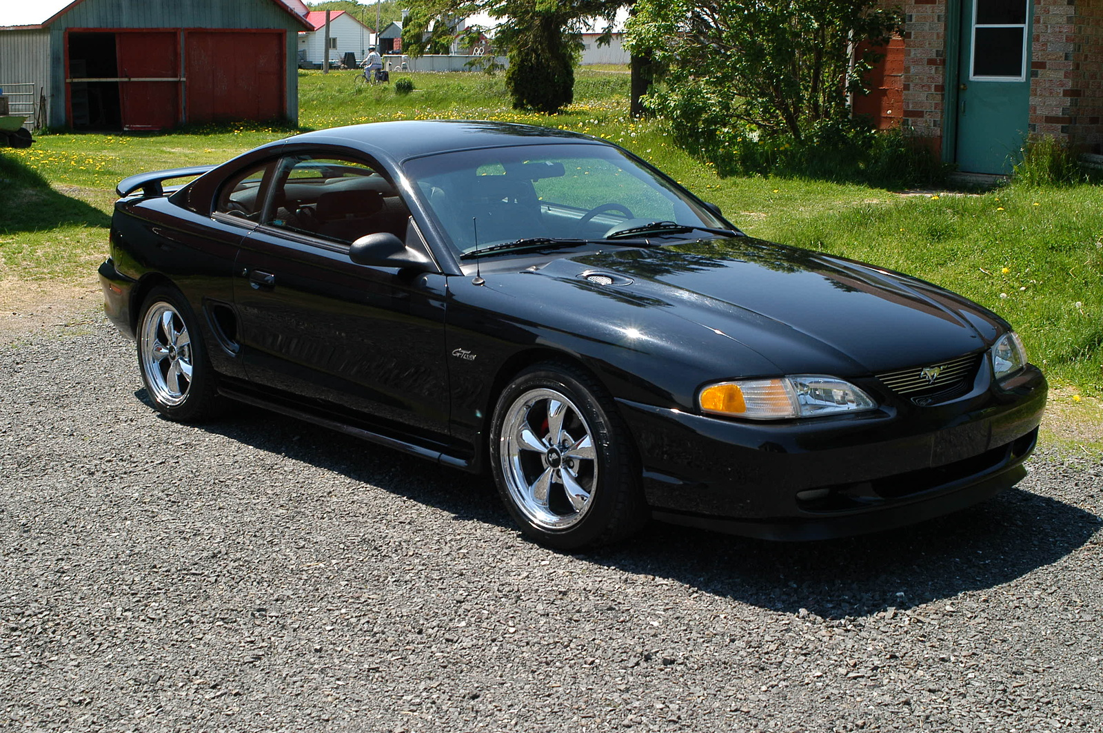 1998 Ford Mustang #18