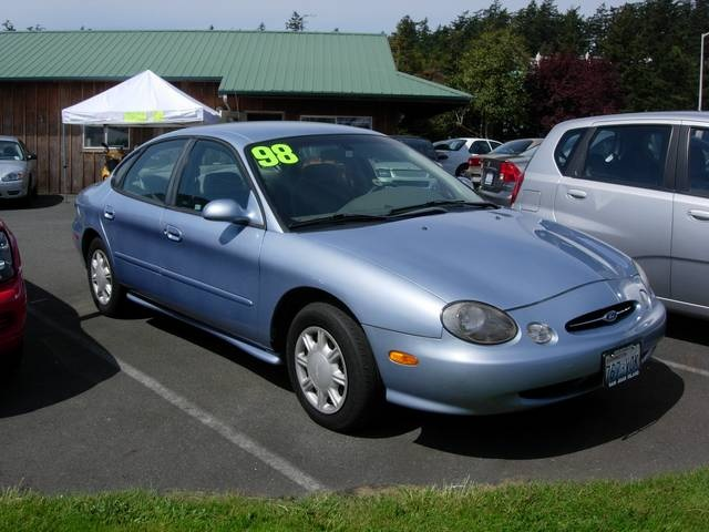 1998 ford taurus photos informations articles. Black Bedroom Furniture Sets. Home Design Ideas