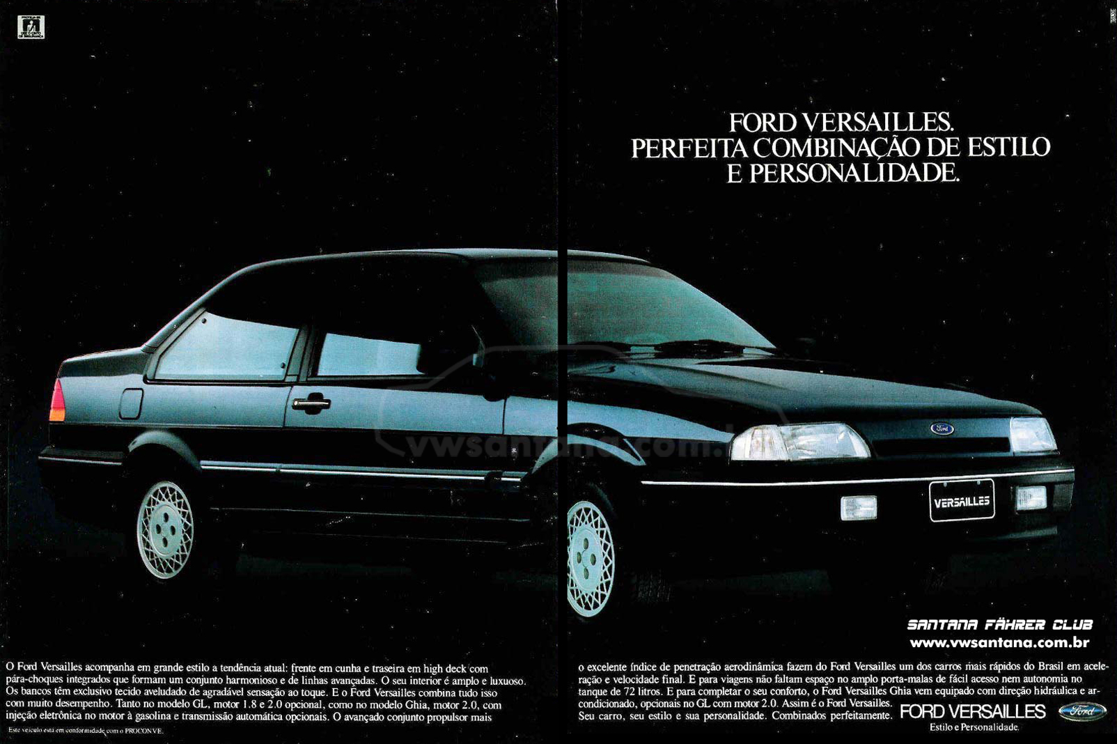 1998 Ford Versailles #23