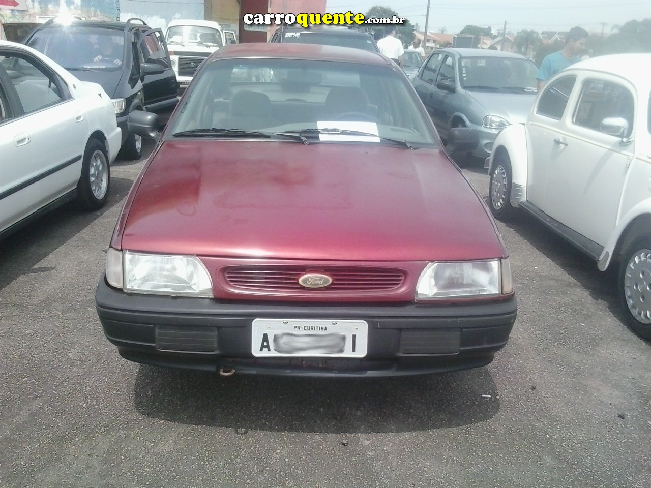 1998 Ford Versailles #16