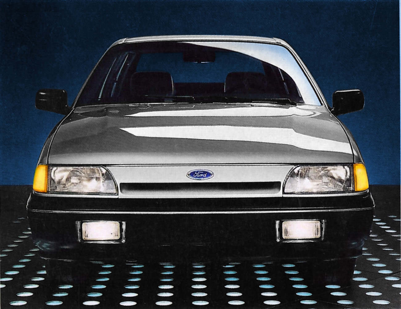 1998 Ford Versailles #17