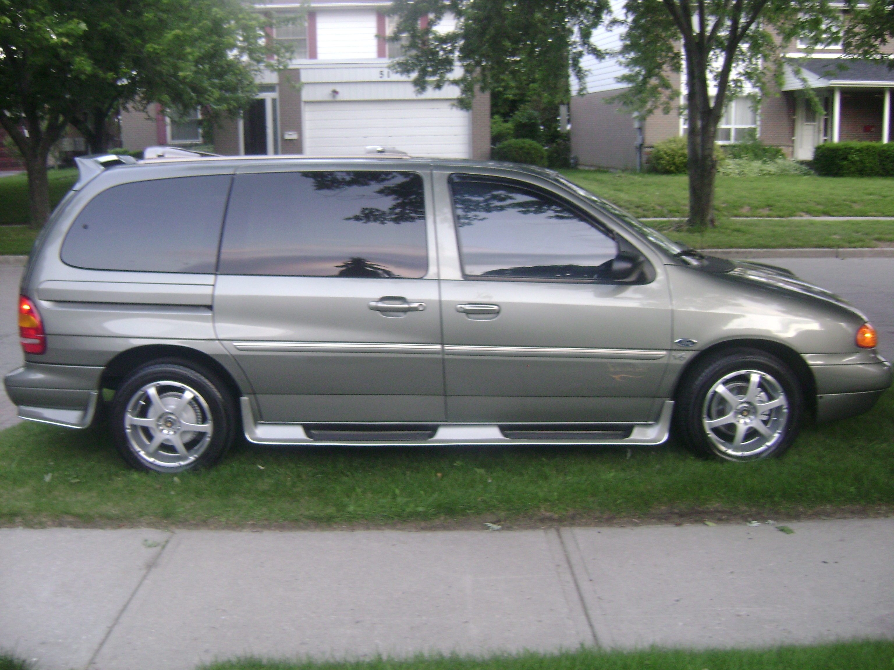 1998 Ford Windstar #19