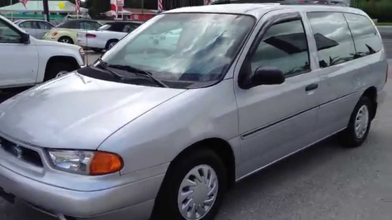 1998 Ford Windstar #18