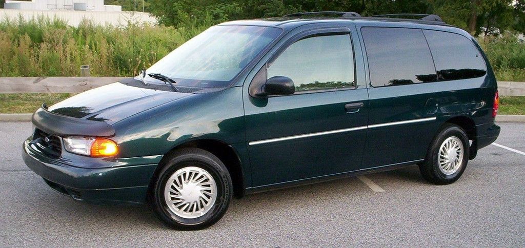 1998 Ford Windstar #17