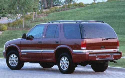 1998 GMC Jimmy #17