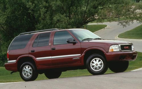 1998 GMC Jimmy #16