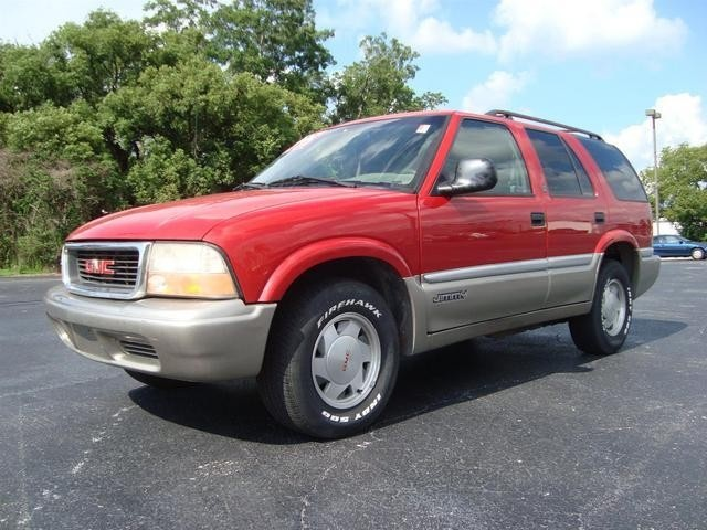 1998 GMC Jimmy #15