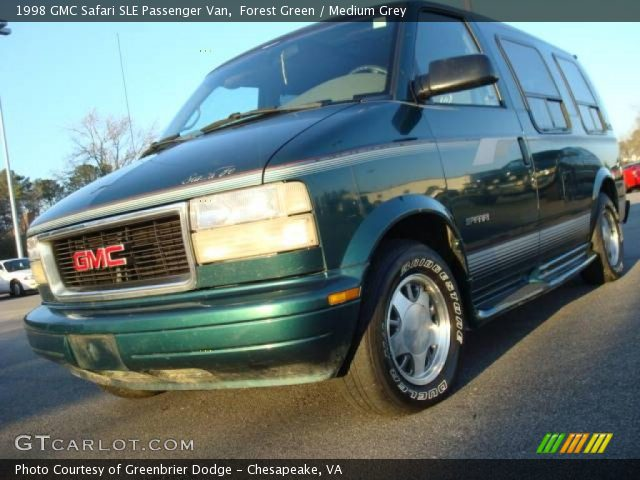 1998 GMC Safari #18