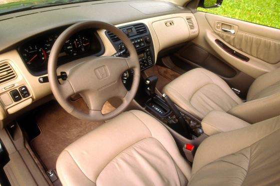 2001 honda accord lx sedan reviews