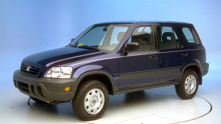 1998 honda cr v photos informations articles for Iihs honda crv