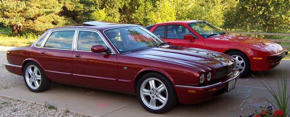 1998 Jaguar Xj-series #17