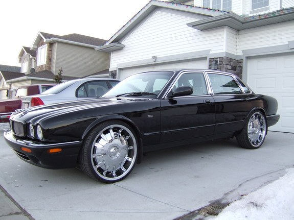 1998 Jaguar Xj-series #20