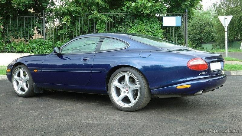 1998 Jaguar Xk-series #21