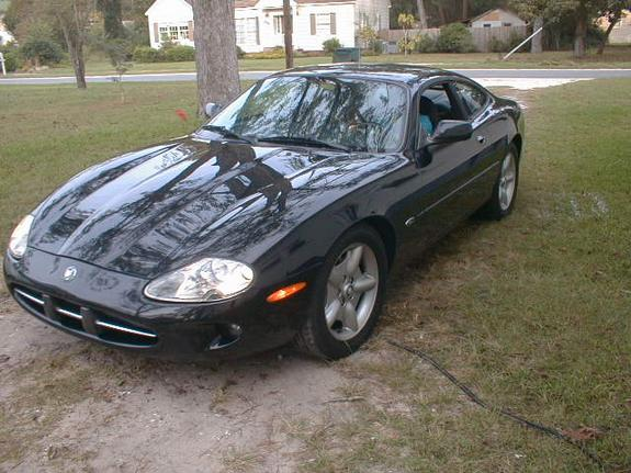 1998 Jaguar Xk-series #18