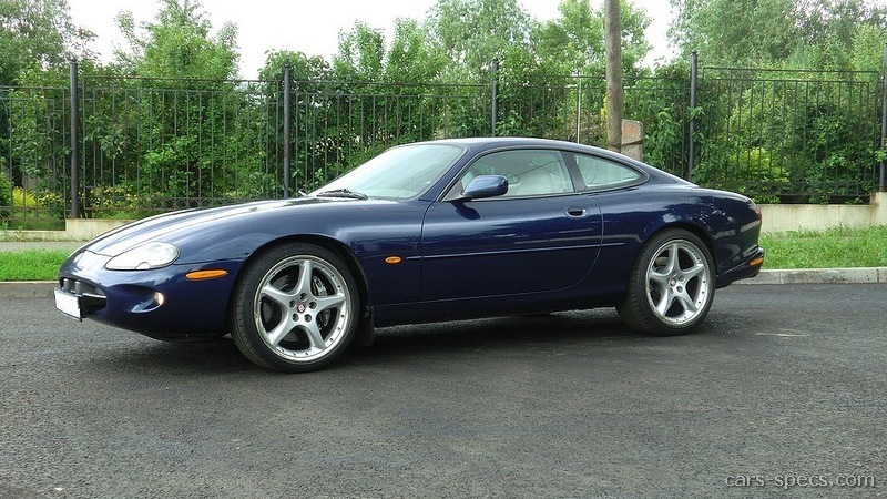 1998 Jaguar Xk-series #17