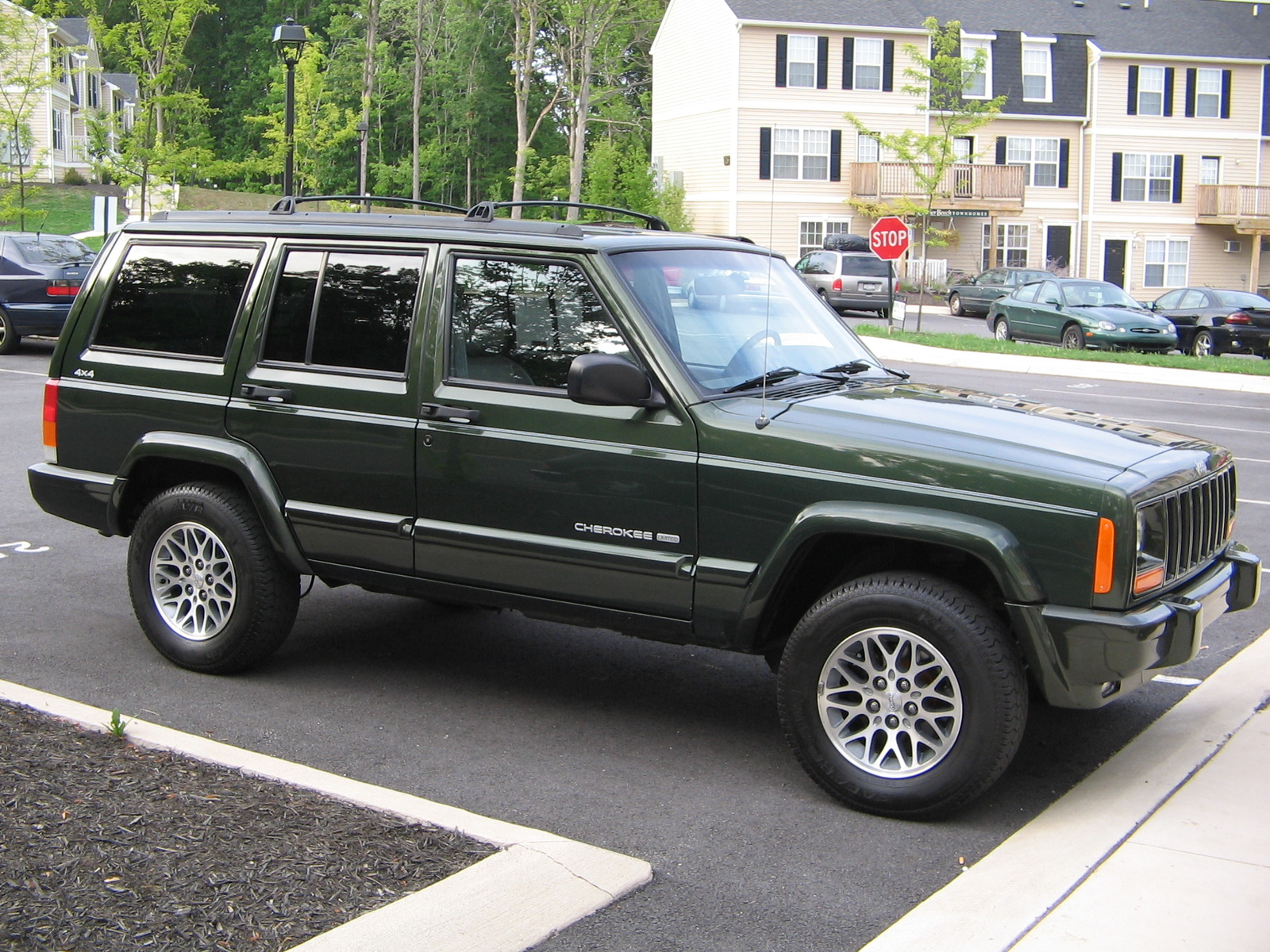 1998 Jeep Cherokee Photos Informations Articles Grand Laredo 21