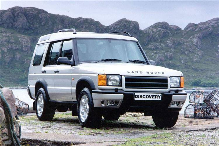 1998 Land Rover Discovery #17
